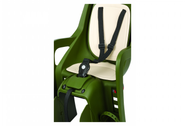 Siège vélo arrière Polisport Groovy Maxi CFS Vert