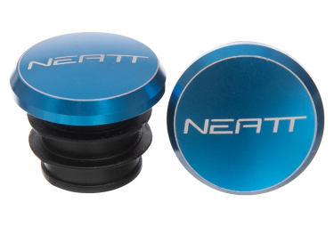 Neatt Aluminium Bar Plugs Blue