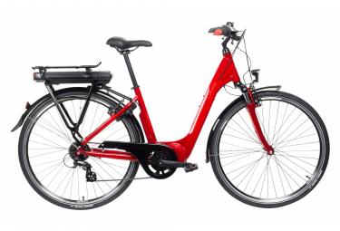 Gitane  Organ'e Central 500 Wh Womens E-Bike  Rouge