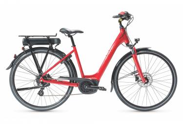 Vélo de Ville Électrique Gitane  e-Salsa D8 Yamaha Shimano Acera/Altus 8V 400 Rouge 2020