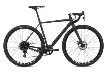 NS Bikes RAG+ 2 Gravel Bike Sram Apex 11S 700 mm Black Mat 2020