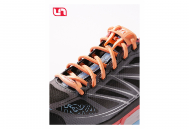 Lacets Unchain System Rose