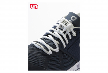 Lacets Unchain System Blanc