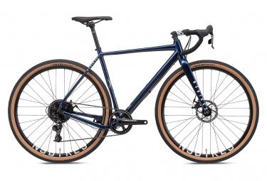 NS Bikes RAG+ 2 Gravel Bike Sram Apex 11S 700 mm Navy Blue 2020