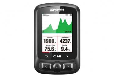 iGS618 - Compteur de vélo GPS High Tech