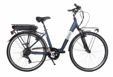 Bicyklet Claude Womens E-Bike  Bleu