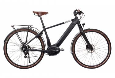 Image of Velo de ville electrique bicyklet jacques shimano alfine 8v 500 wh 700 mm noir 2020 51 cm 160 175cm