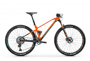 MTB Doble Suspensión Mondraker F-Podium DC RR 29'' Orange / Noir 2020