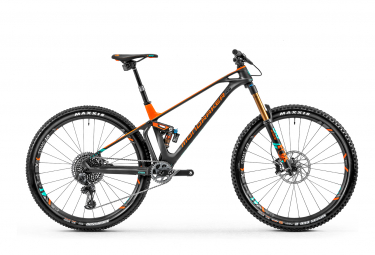 MTB Doble Suspensión Mondraker Foxy Carbon RR SL 29'' Noir / Orange 2020