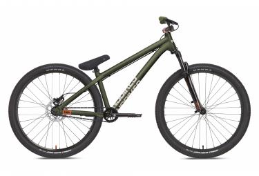 Vélo de Dirt NS Bikes Movement 3 Single Speed 26'' Vert Kaki 2020
