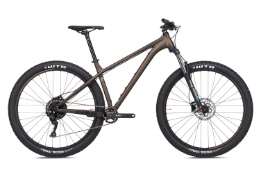 NS Bikes Exzentrisch Lite 2 Hardtail MTB Shimano Deore 10S 29 '' Bronze 2020