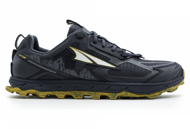Chaussures de Trail Altra Lone Peak 4.5 Gris / Jaune