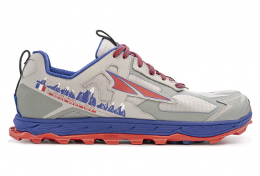 AH20 Altra Lone Peak 4.5 Chamonix Grey Blue Men