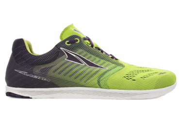 Zapatillas Altra Vanish R para Hombre Amarillo / Púrpura