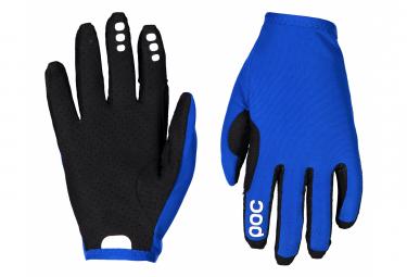 Poc Resistance Enduro Long Handschuhe Light Azurite Blue