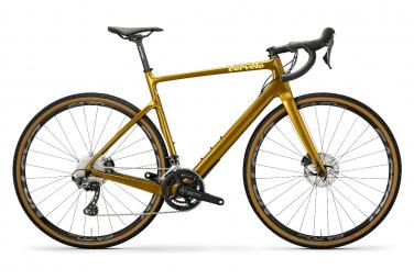Gravel Bike Cervelo Aspero Shimano GRX 11V Jaune
