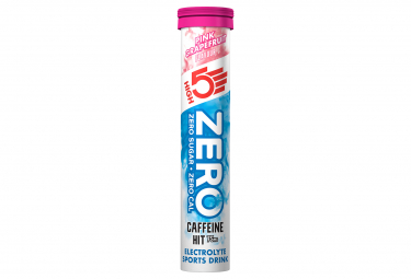 High5 ZERO Caf ine energetic tablets x20 Grapefruit Pink