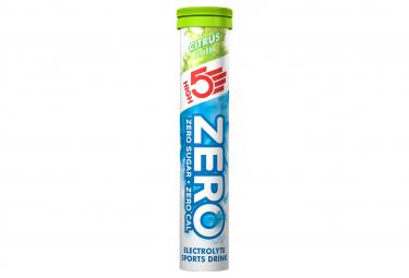 Pastilles Énergétiques High5 ZERO x20 Citron