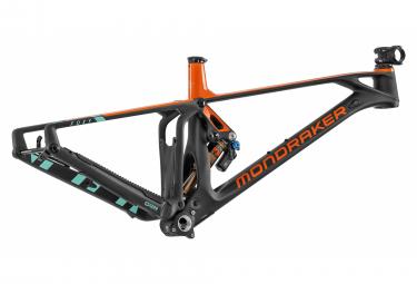 Mondraker Foxy Carbon RR SL 29 MTB frame Black / Orange 2020