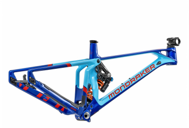 Cuadro de MTB Mondraker Superfoxy Carbon RR 29 '' | SuperBoost 12x157mm | Azul 2020