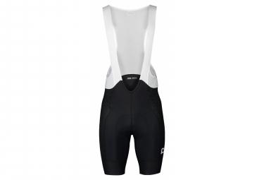 Pantaloncini con bretelle Poc in ceramica VPDS Uranium Black