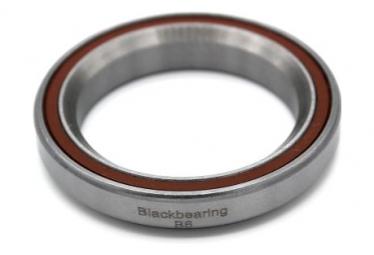 Black bearing - B6 - Roulement de jeu de direction 30.15 x 41.8 x 7 mm 45/45°