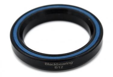 Black bearing - B12 - Roulement de jeu de direction 30.15 x 41.5 x 6.5 mm 36/36°