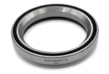 Black bearing - C4 - Roulement de jeu de direction 35 x 47 x 8 mm 45/45°