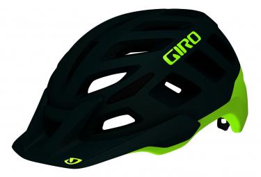 Casco Giro Radix opaco verde scuro / verde neon