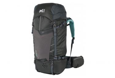 Borsa da trekking miglio Ubic 50 + 10 grigio blu donna