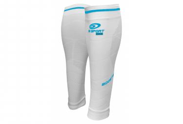Mangas Bv Sport Booster Elite Evo2 Pachuca Blanco   Azul M