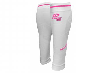 Mangas Bv Sport Booster Elite Evo2 Pachuca Blanco   Rosa S Plus