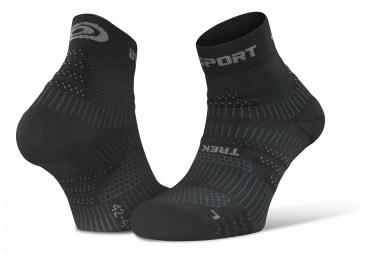 BV SPORT Socks Trek Evo Black/Grey