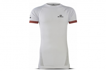 BV SPORT Long Sleeve Jersey R-Tech Limited Classic White