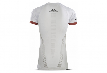Maillot Manches Courtes BV SPORT R-Tech Limited Classic Blanc
