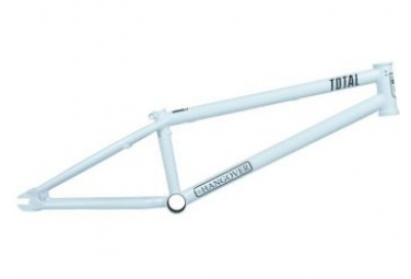 Cadre BMX Freestyle TOTAL Hangover H4 White Gloss