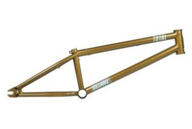 Cadre BMX Freestyle TOTAL Killabee K4 Metallic Gold