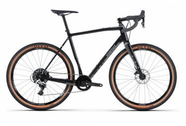 Bombtrack Hook EXT-C Gravel Bike Sram Rival 1 11S 650b Black Grey 2020