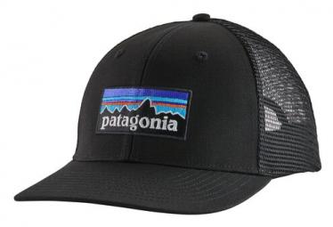 Casquette Patagonia P-6 Logo Noir Unisex