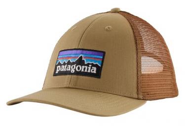 Casquette Patagonia P-6 Logo LoPro Beige Unisex