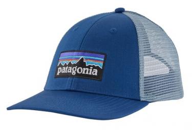 Patagonia P-6 Logo LoPro Cap Blue Unisex