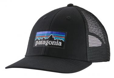 Casquette Patagonia P-6 Logo LoPro Noir Unisex