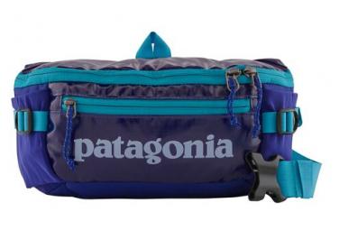 Ceinture Banane Patagonia Black Hole Cintura Pack 5L Bleu