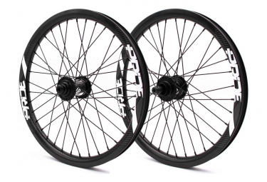 Pride Racing Gravity Pro Aero UD Gloss Disc Carbon Control Wheelset - Black Hubs
