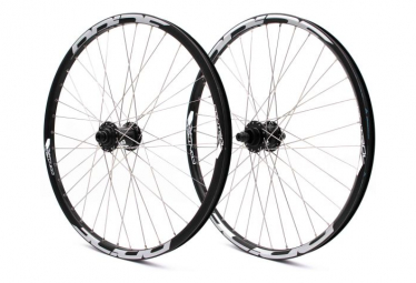 Pair of Pride Racing Control Pro Cruiser Disc 36 Holes Black