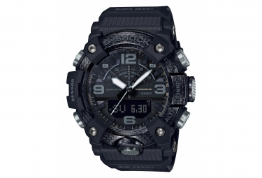 Casio G-Shock Mudmaster GG-B100-1B-FR Black + Mag-Lite Solitaire Flashlight Black