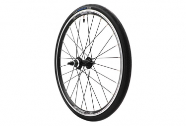 Inspyre Neo Exp 20 X 1-3 / 8 Rear Wheel