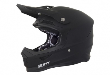 Image of Casque shot furious uni noir mat xs
