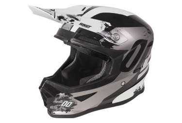 Image of Casque shot furious kid shadow black white s