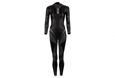 HUUB Aura 2 3.3 Womens Wetsuit Black Pink